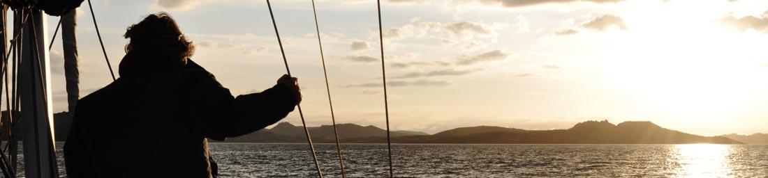 weekend in barca a vela liguria costa azzurra